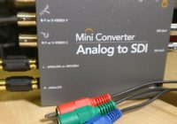 Blackmagic Analogue to HD-SDI converter