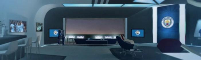 Manchester City realidad virtual