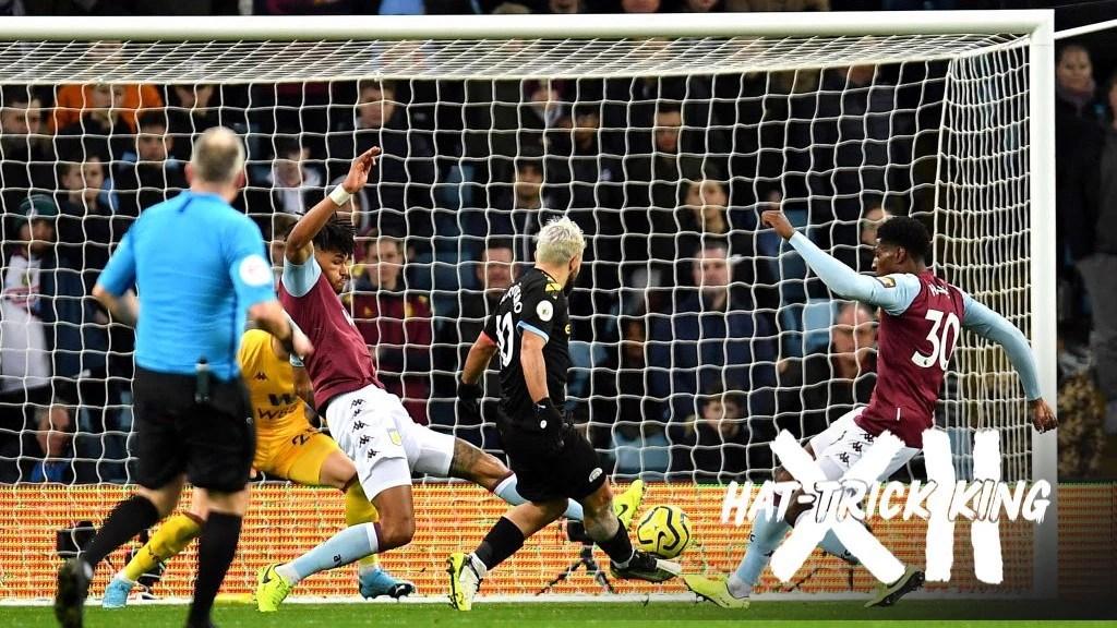 Extended Highlights Aston Villa 1 6 City