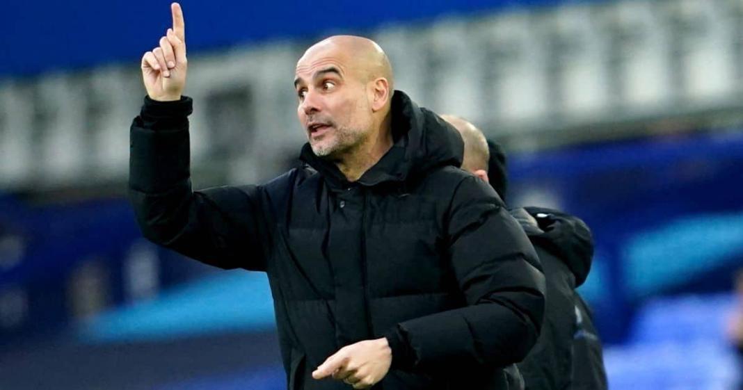 Pep Guardiola - Everson vs Manchester City