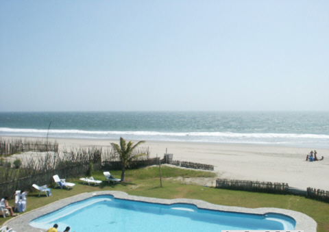 Casas de Playa y Hoteles  Mancora Peru