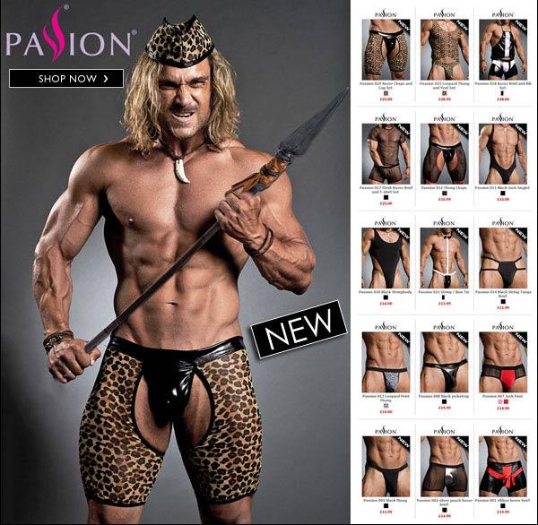 Passion underwear