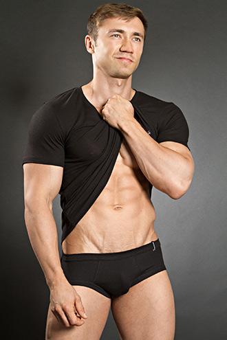 Bruno Banani Cotton Line V-Neck T-Shirt