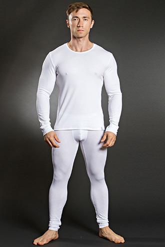 Bruno Banani Cotton Line Long Shirt/John White