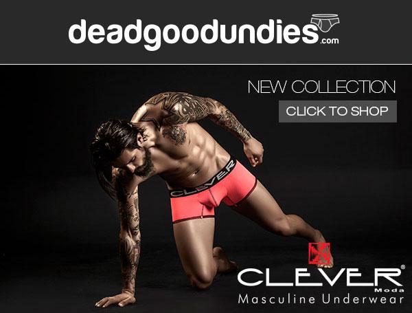 clever moda masculine underwear dead good undies