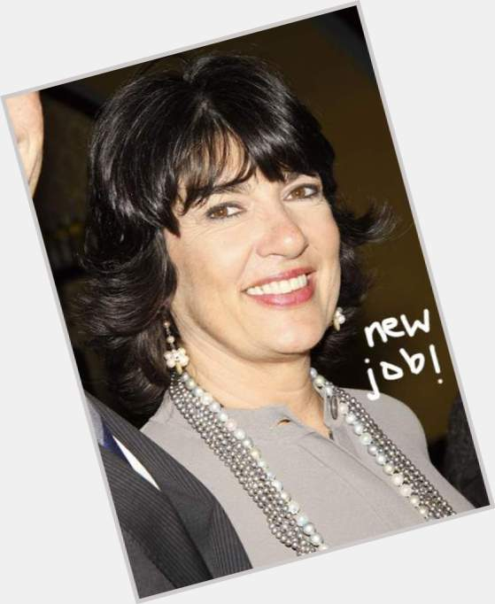 Christiane Amanpour  Official Site for Woman Crush Wednesday WCW