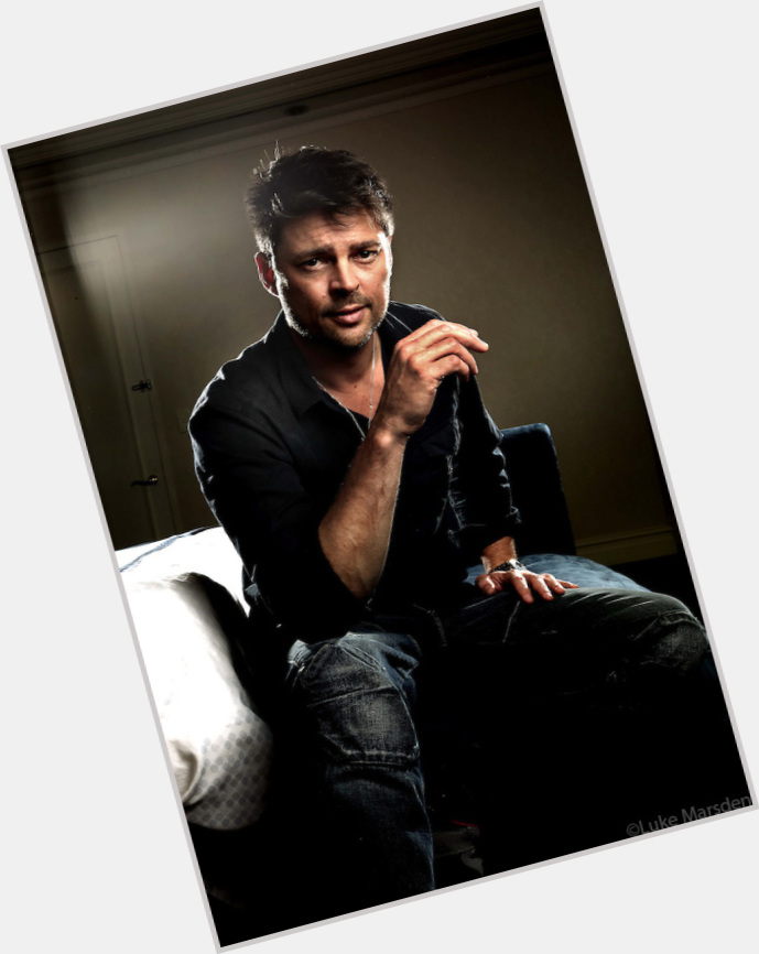 Karl Urban Official Site For Man Crush Monday MCM