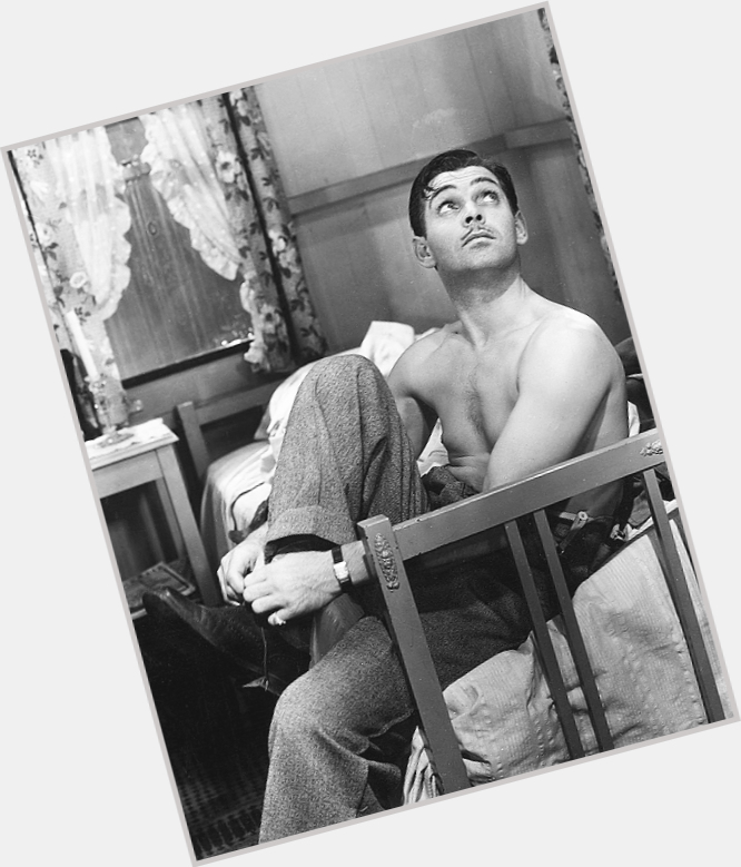 Clark Gable  Official Site for Man Crush Monday MCM