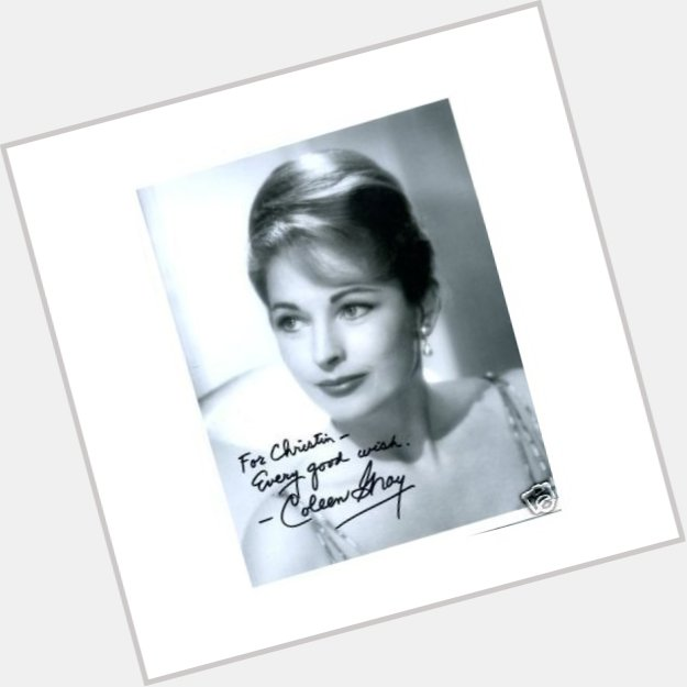 Coleen Gray Official Site For Woman Crush Wednesday WCW