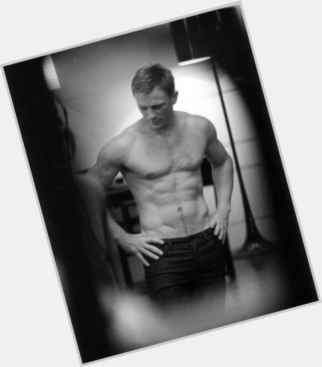 Daniel Craig Official Site For Man Crush Monday MCM