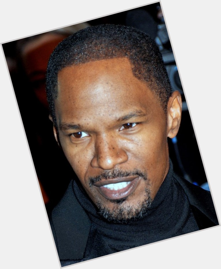 Jamie Foxx Official Site For Man Crush Monday MCM