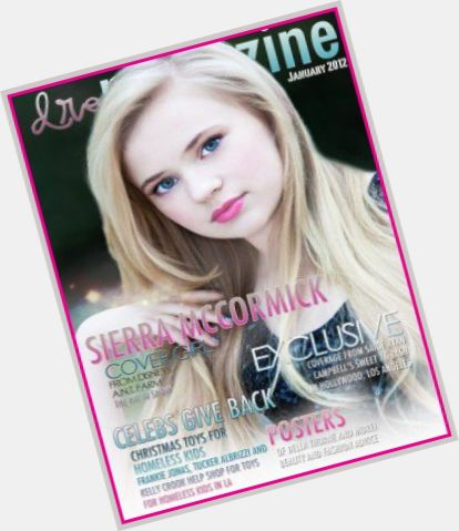 Sierra Mccormick  Official Site for Woman Crush Wednesday