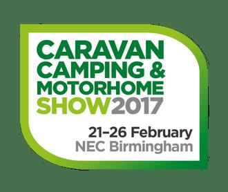 CARAVAN, CAMPING & MOTORHOME SHOW February 2017