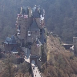 Fairytale castle Eltz