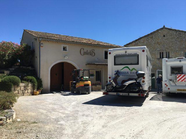 Olive mill CastelaS les Baux-de-Provence