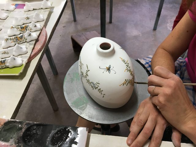 Pottery Moustiers Sainte Marie