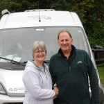 Customers Tricia & Alan Breathtaking Black Forest 2017