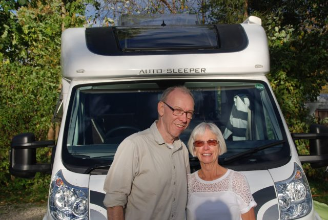 Customers Jean & John Germany's Romantic Road 2017