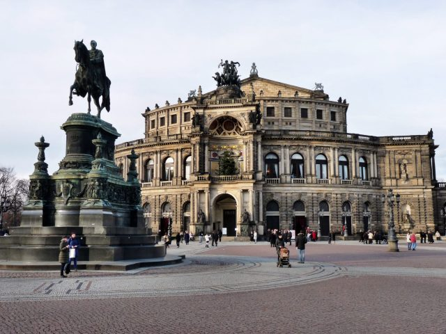 Dresden, Semper Opera
