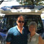 Tricia & Alan, 2018 Impressive Italian Lakes & Cities escorted motorhome tour