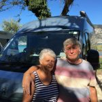 Alice & Clive, 2018 Impressive Italian Lakes & Cities escorted motorhome tour