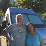 Jacqui & Richard, 2018 Impressive Italian Lakes & Cities escorted motorhome tour