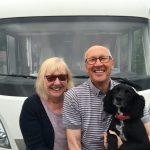 Lynda, Terry & Rosie, 2018 Breathtaking Black Forest