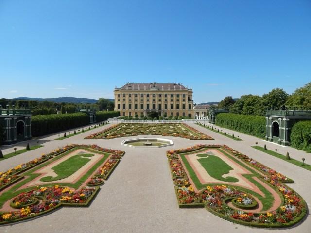 Palace Schönbrunn Vienna