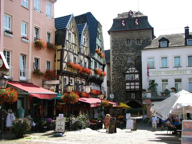 Town gate Linz