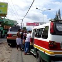 Pendapatan Angkutan Pedesaan Turun 75 Persen