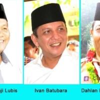 Tiga Kandidat Bupati Madina Yang Muncul
