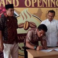 PT. Kopi Rakyat Indonesia Buka Kantor di Madina