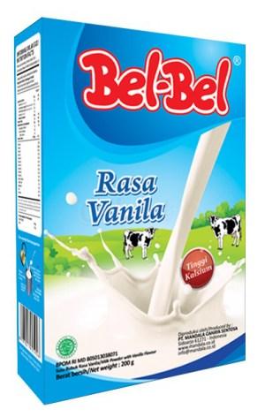 susu-bubuk-Vanila-Bel-Bel-Tinggi-Kalsium