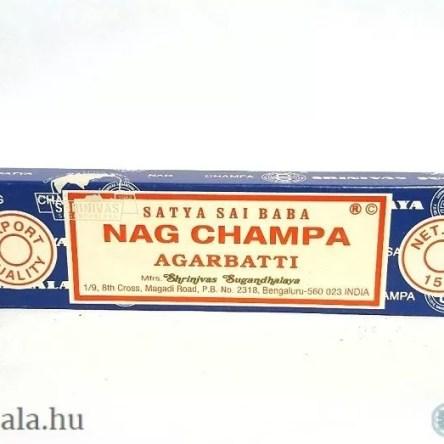 Nag Champa indiai füstölő