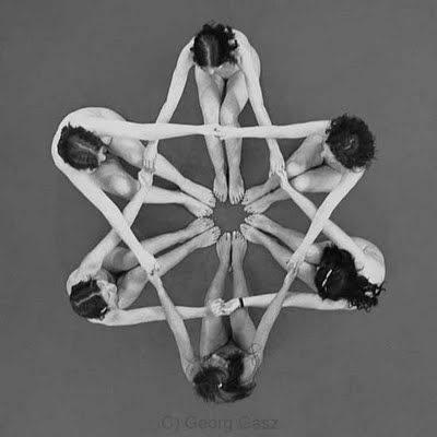 Human Mandala