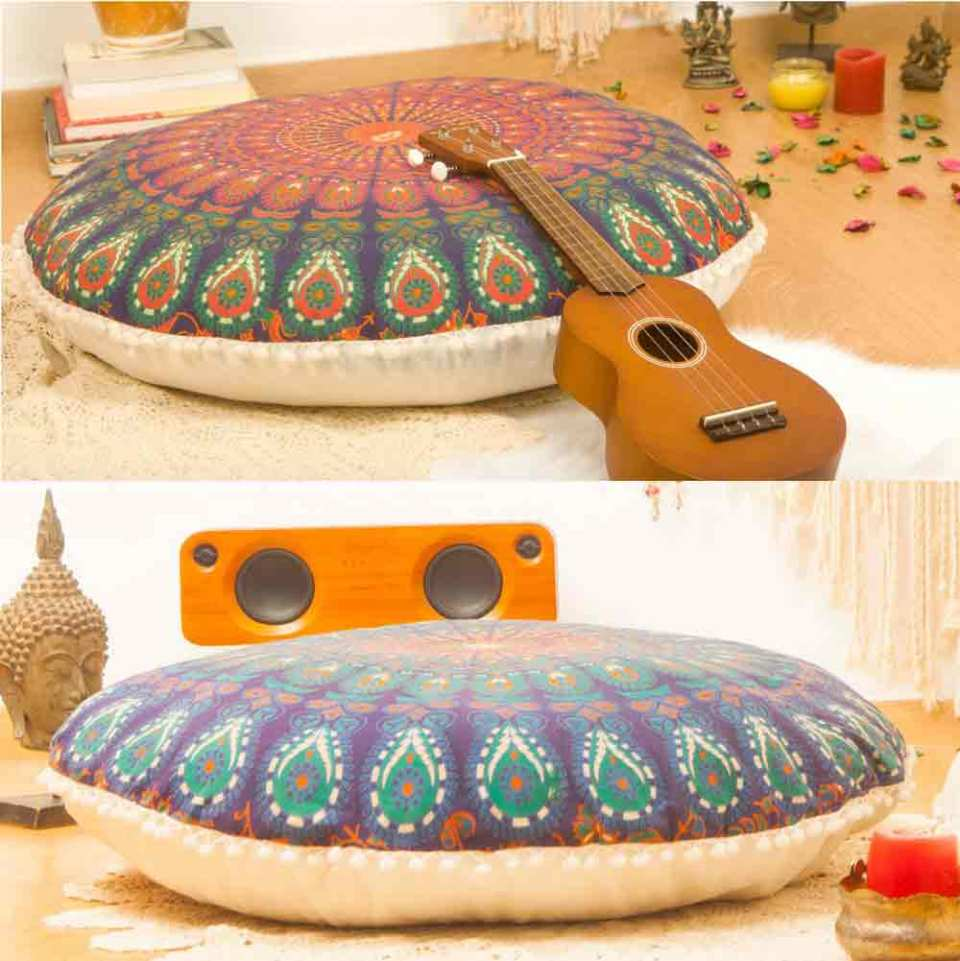 Mandala Floor Cushion Combo 1