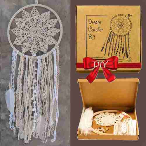 Bohemian Dream Catcher Kit DIY