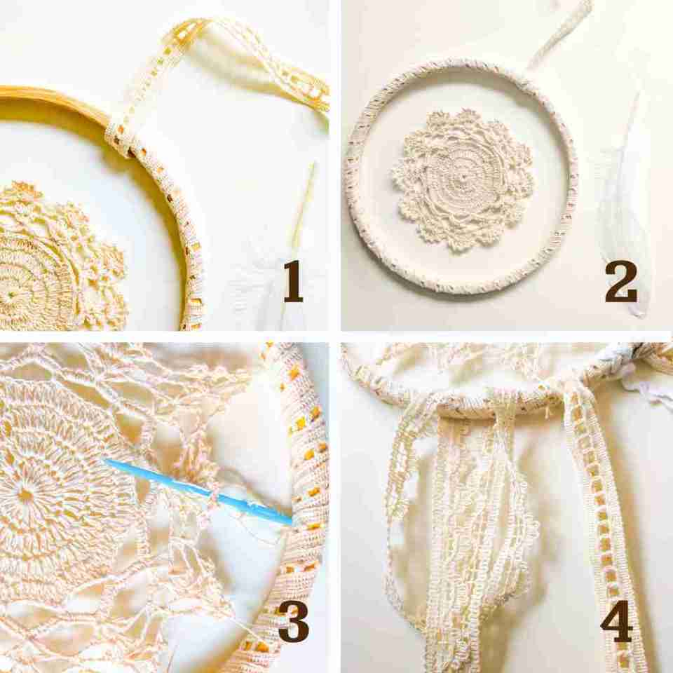 DIY Dream Catcher Kit Natural