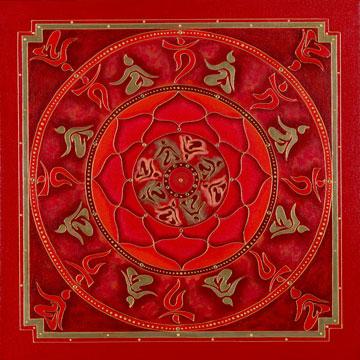 MandalascomThe Art of Paul Heussenstamm