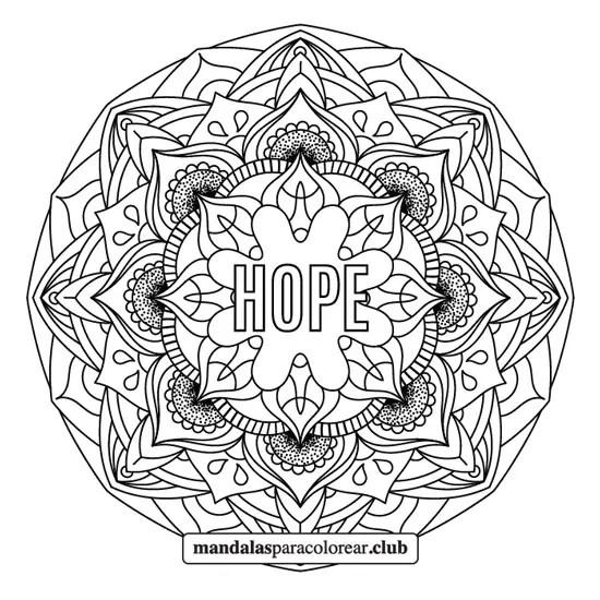 mandala hope