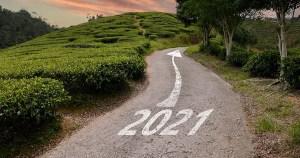 Nuevo Año 2021 con Mandalas para Colorear