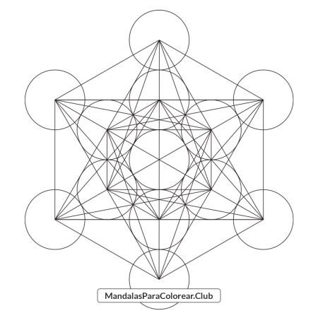 Cubo de Metatrón