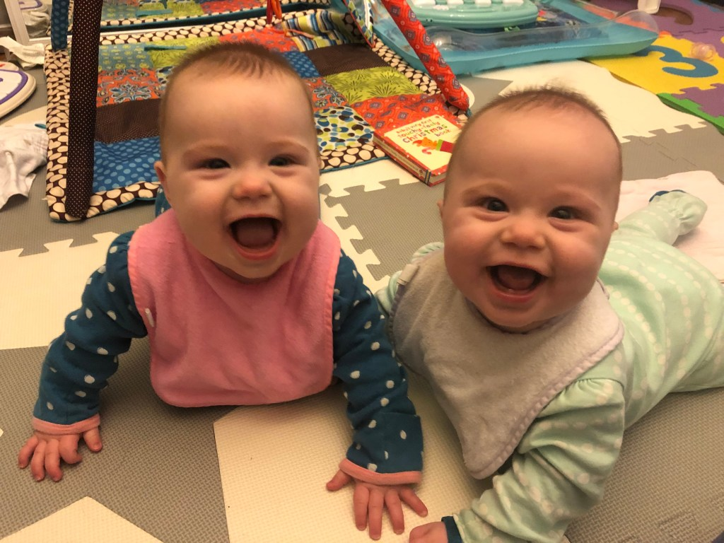 Identical Twins Monthly Update - Nine Months - www.mandamorgan.com