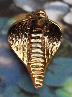Egyptian Cobra Head Pendant Mandarava Gifts For The Spirit