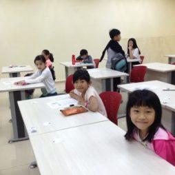 Sitting HSK Mandarin happily in Universtity of Malaya