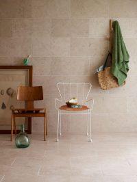 Moleanos Beige Honed Limestone Tiles   Mandarin Stone