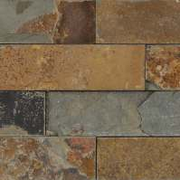 Rustic Slate Tile | Tile Design Ideas