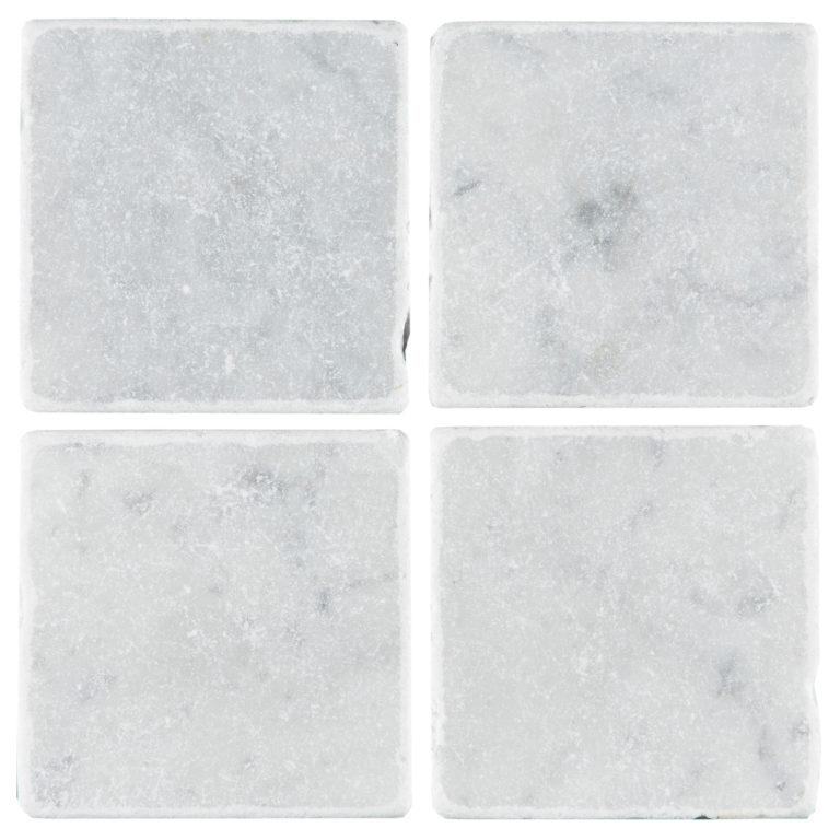carrara tumbled marble