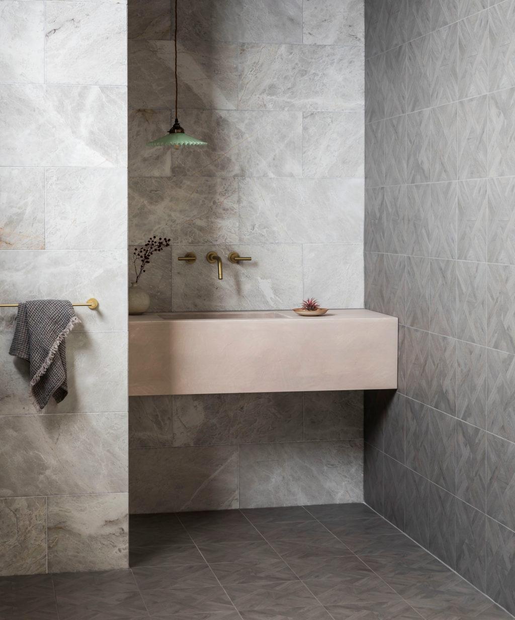 alpina honed marble