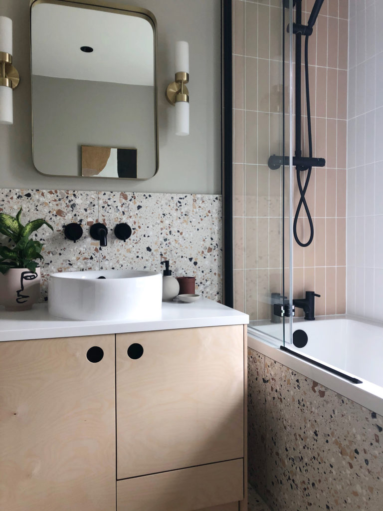How To Create A Modern Impactful Bathroom With Mandarin Stone Mandarin Stone